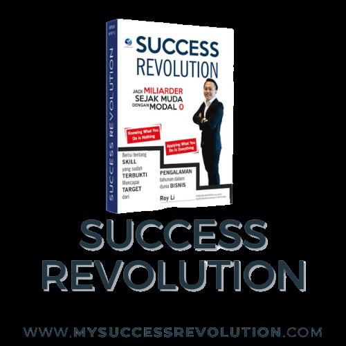 Logo Buku Success Revolution