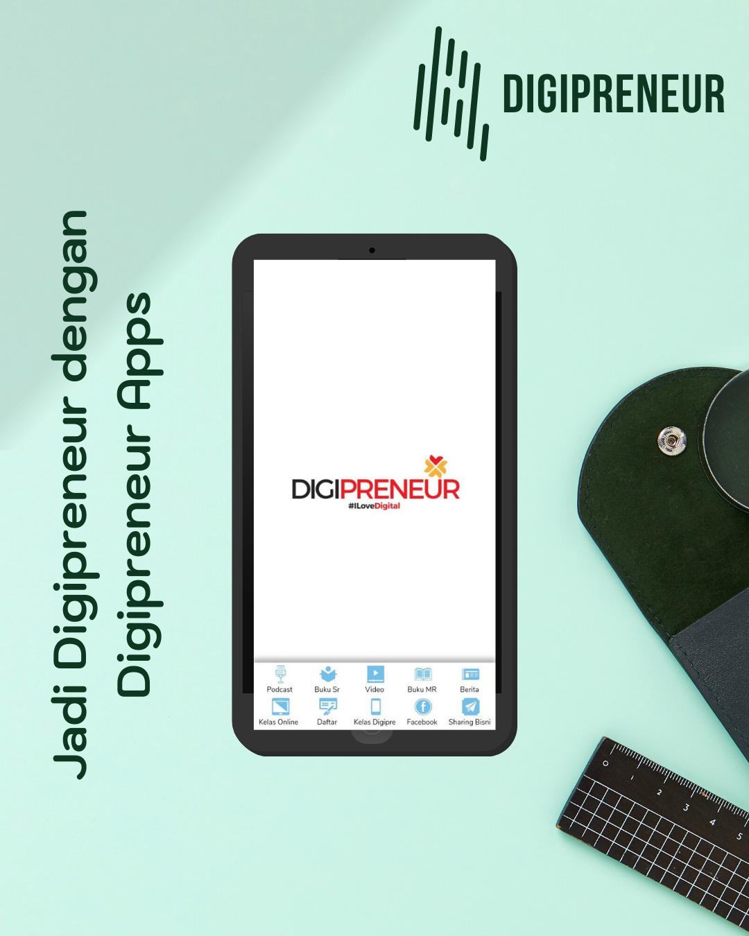 Digipreneur Apps Promo