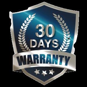 Logo Garansi Beli Domain 30 hari
