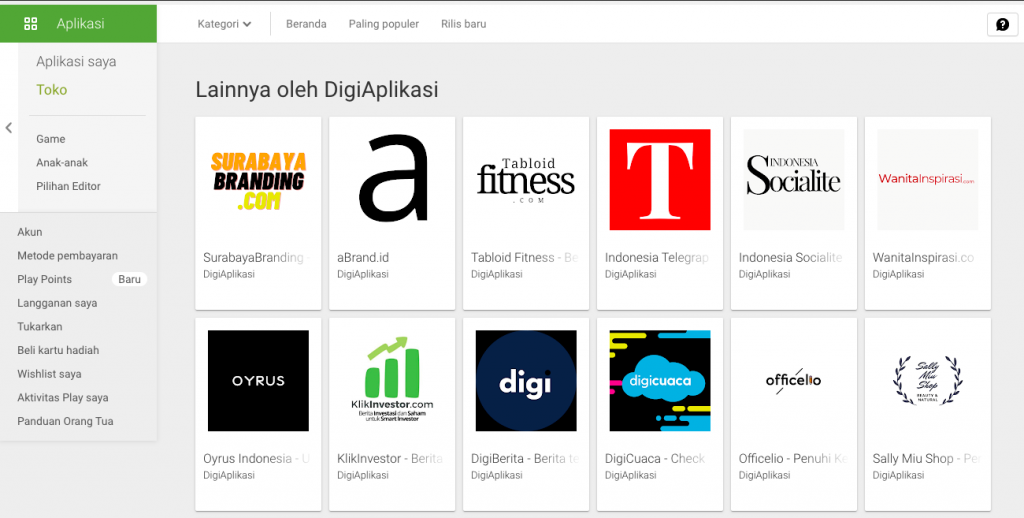 Developer Aplikasi Surabaya